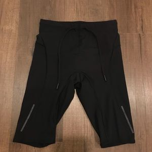 NWOT lululemon running shorts